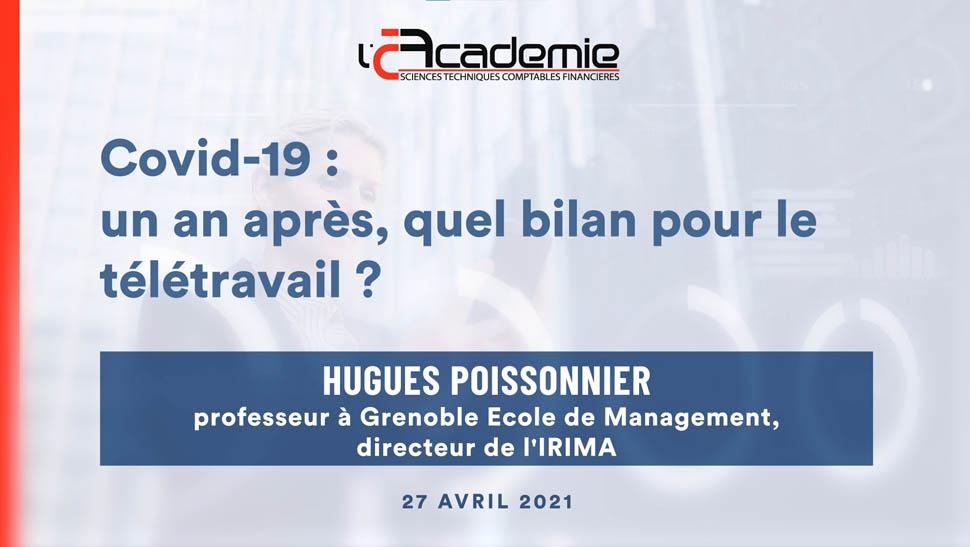 Les Entretiens de l'Académie : Hugues Poissonnier